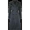 BOTTEGA VENETA butterfly trench coat - Jacket - coats -