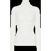 BOTTEGA VENETA Cotton-blend turtleneck s - Long sleeves shirts -