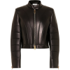 BOTTEGA VENETA Cropped leather jacket - Jacket - coats -