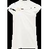 BOTTEGA VENETA Gathered jersey top - Shirts -