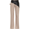 BOTTEGA VENETA High-rise straight jeans - Jeans -