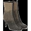 BOTTEGA VENETA Intrecciato knitted ankle - Botas - 990.00€