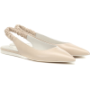 BOTTEGA VENETA Leather slingback ballet - Flats -