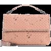 BOTTEGA VENETA Olimpia Medium leather sh - ハンドバッグ -