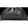 BOTTEGA VENETA The Pouch leather clutch - Clutch bags -