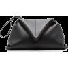 BOTTEGA VENETA black bag - ハンドバッグ -