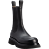 BOTTEGA VENETA black chelsea boot - Boots -