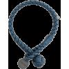 BOTTEGA VENETA denim bracelet - Braccioletti - $270.00  ~ 231.90€