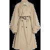 BOTTEGA VENETA neutral trench coat - Giacce e capotti -