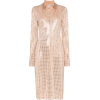 BOTTEGA VENETA sequinned shirt dress - Vestidos -