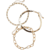 BP. Mixed Chain Bracelets - Bracelets -