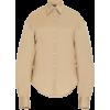 BRANDON MAXWELL caramel shirt - Shirts -