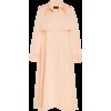 BRANDON MAXWELL pink classic trench coat - Jacket - coats -