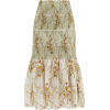 BROCK COLLECTION Rafano floral-print smo - Gonne -