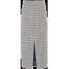 BROCK COLLECTION Tweed skirt - Skirts -