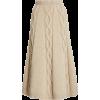 BROCK COLLECTION neutral knit skirt - Suknje -