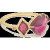 BROOKE GREGSON Maya 18-karat gold, tourm - Rings -