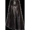 BRUNELLO CUCINELLI Asymmetrical leather - Faldas - 2,950.00€