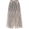 BRUNELLO CUCINELLI Embellished tulle max - Skirts -