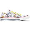 BT21 White Converse - Sneakers -