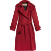 BURBERRY Cashmere Trench Coat - Jacket - coats -