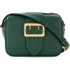 BURBERRY buckled plaque shoulder bag - Messenger bags -