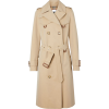 BURBERRY D-ring Gabardine trench coat - Jaquetas e casacos -