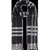 BURBERRY Giant Icon cashmere scarf - Šalovi -