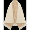 BURBERRY  Helene leather-trimmed merino- - Kurtka -