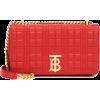 BURBERRY Lola Small leather shoulder bag - Mensageiro bolsas - £1.29  ~ 1.46€