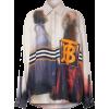 BURBERRY - 长袖衫/女式衬衫 -
