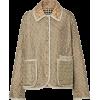 BURBERRY print quilted silk jacket - Jaquetas e casacos -