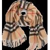 BURBERRY scarf94 - Scarf -