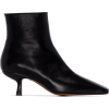 BY FAR kitten-heel boots - Boots -