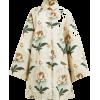 BY WALID printed coat - Jakne in plašči -