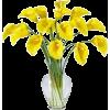 Silk Flower Arrangement - Yell - Illustrations -