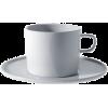 teacup & saucer - Иллюстрации -