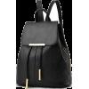 Backpack - Mochilas -