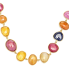 Bahina One Of A Kind Multicolor Sapphire - Halsketten - $5.25  ~ 4.51€