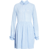 Baily Long Sleeve Midi Shirtdress STINE - Dresses -