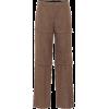 Balenciaga Checked wool pants - Pantaloni capri -