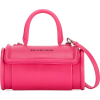 Balenciaga Round Small Leather Top-Handl - Borsette -
