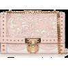 Balmain Western Studded Flap Bag - Torbice - $999.00  ~ 858.03€