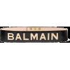 Balmain Belt - 腰带 -
