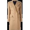 Balmain Double Breasted Coat - Jacket - coats -