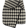 Balmain Large & Small Diamond Loincloth  - Skirts -