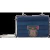 Balmain Mirror-effect leather Baby Box b - Hand bag - 1,590.00€  ~ $1,851.24