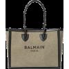 Balmain Shoppper Bag - Carteras -