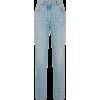 Balmain Vintage-Wash Straight-Leg Jeans - Jeans -