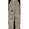 Balmain - Pantalones Capri -